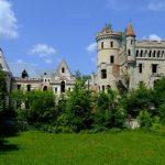 Готическая усадьба Храповицкого в Муромцево — спешите пока не развалилась